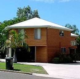 Boyne Island Motel and Villas - Accommodation Daintree