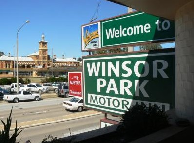 Albury Winsor Park Motor Inn - Accommodation Daintree