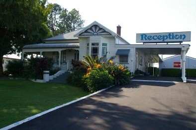 Colonial Court Motor Inn - Accommodation Daintree