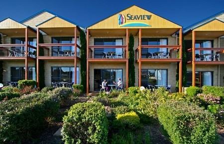 Seaview Motel  Apartments - Accommodation Daintree