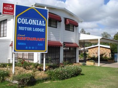 Colonial Motor Lodge - Accommodation Daintree