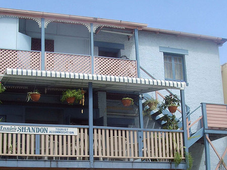 Annies Shandon Inn - Accommodation Daintree