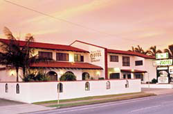 Comfort Inn Marco Polo Motel - Accommodation Daintree