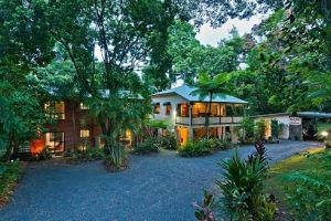 Red Mill House - Accommodation Daintree