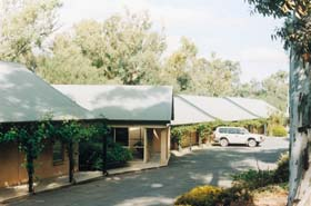 Burra Motor Inn - Accommodation Daintree