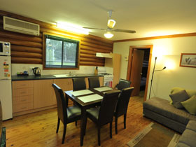 Western KI Caravan Park Cabins - Accommodation Daintree