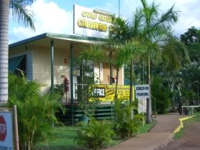 Gulf Country Caravan Park - Accommodation Daintree