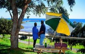 Moonta Bay Caravan Park Cabins - Accommodation Daintree