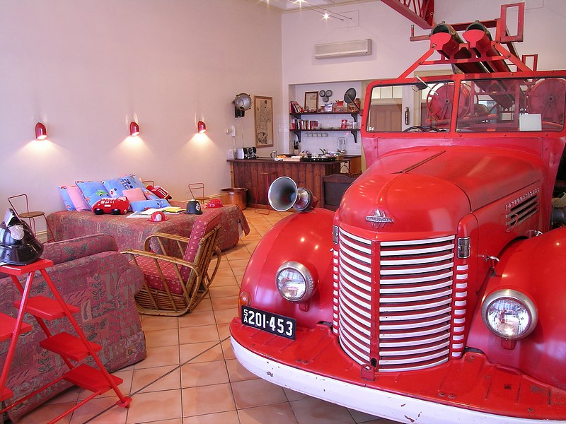 The Fire Station Inn - Fire Engine Suite - Accommodation Daintree
