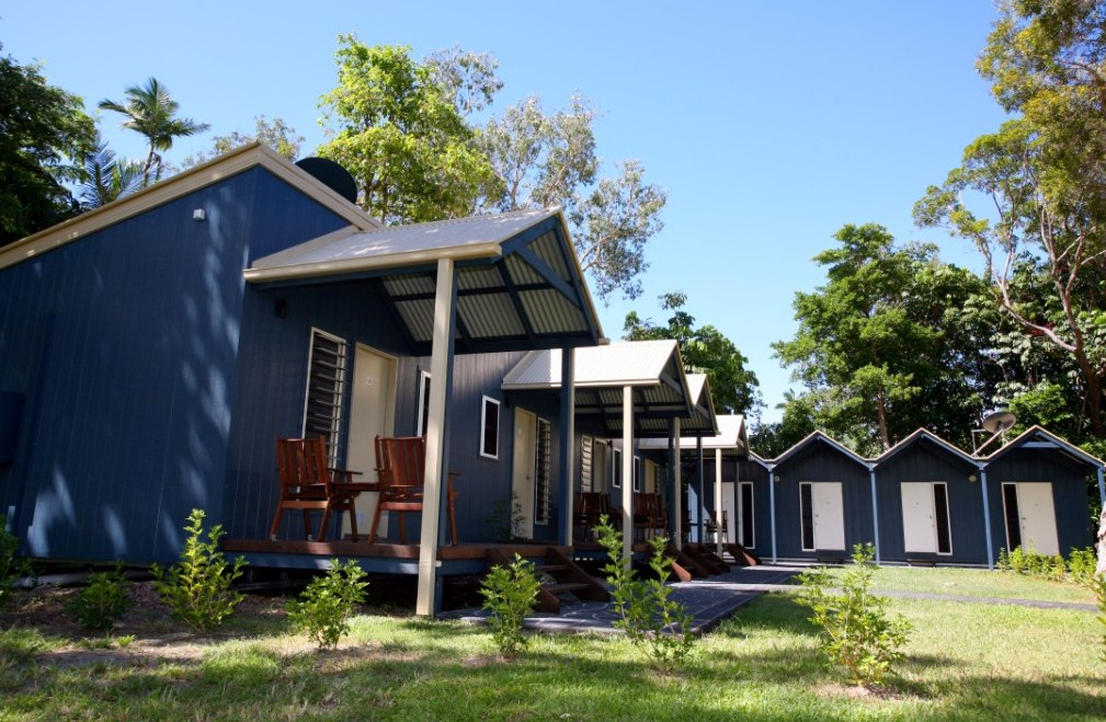 Cairns Holiday Park - Accommodation Daintree