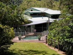 Tranquility on the Daintree - Accommodation Daintree