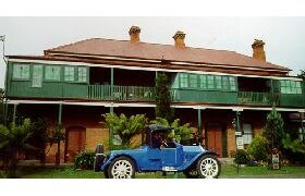 Kingsley House Olde World Accommodation - Accommodation Daintree