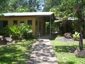 Lync-Haven Rainforest Retreat - Accommodation Daintree