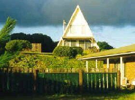 King Island A Frame Holiday Homes - Accommodation Daintree