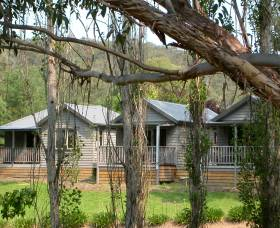 The Homestead Cabins Brogo - Accommodation Daintree