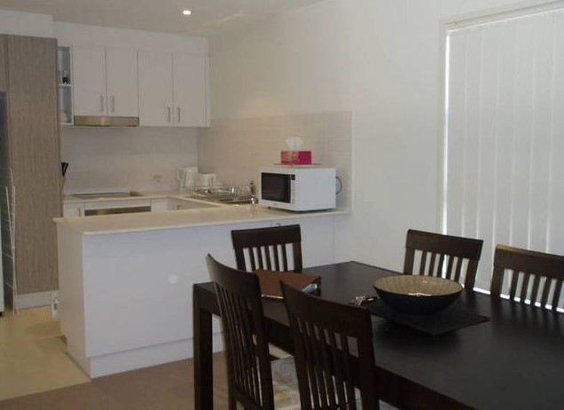 Braddon Element Apartment - Accommodation Daintree