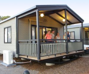Broken Hill Tourist Park - Accommodation Daintree