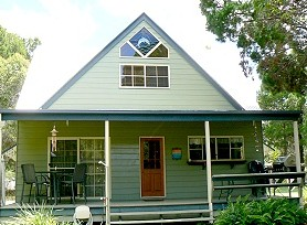 The Dolph Inn - Accommodation Daintree