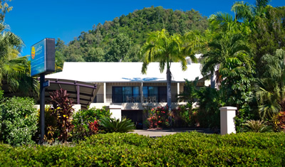 Comfort Inn  Suites Trinity Beach Club - Accommodation Daintree
