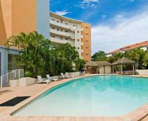 Rays Resort Apartments - Accommodation Daintree