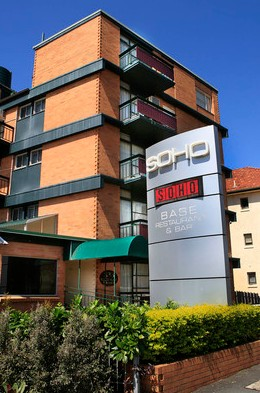 Soho Brisbane - Accommodation Daintree