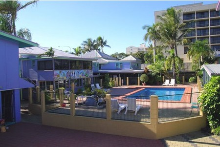 Caravella Backpackers Hostel - Accommodation Daintree