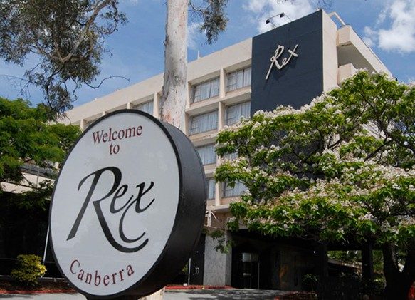 Canberra Rex Hotel - Accommodation Daintree