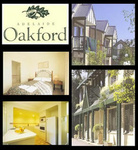 Adelaide Oakford Apartments - Accommodation Daintree