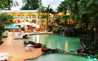 Palm Royale Cairns - Accommodation Daintree