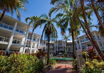 Port Douglas Beachfront Terraces - Accommodation Daintree