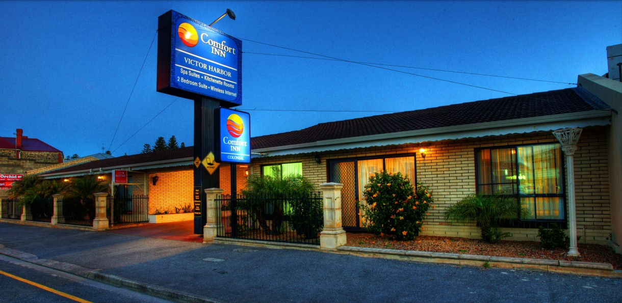 Comfort Inn Victor Harbor - Accommodation Daintree