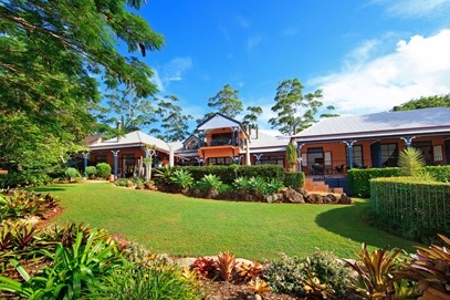 Montville Provencal Boutique Hotel - Accommodation Daintree