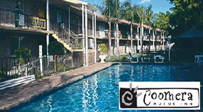 Coomera Motor Inn - Accommodation Daintree
