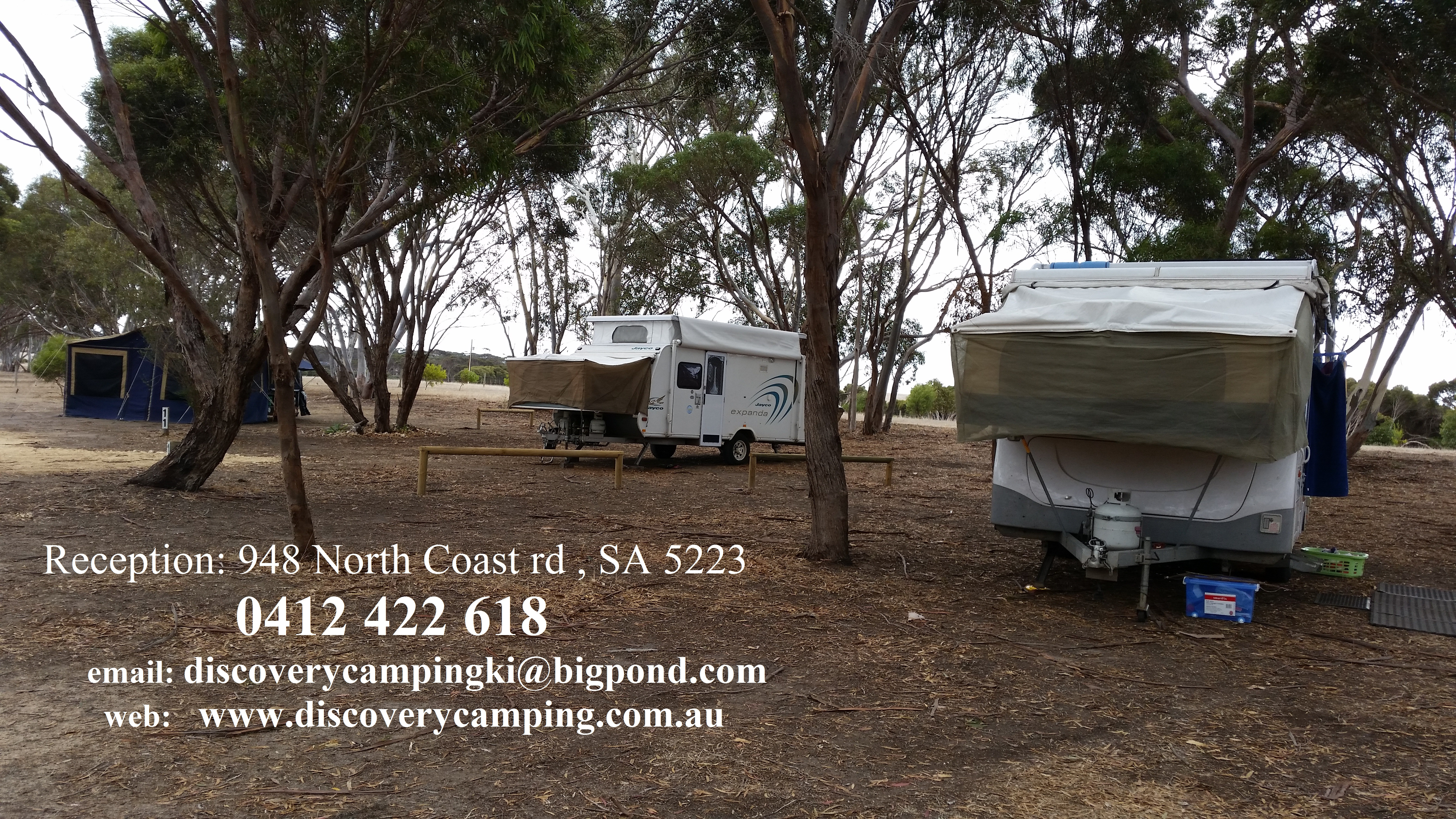 Discovery Lagoon  Caravan  Camping Grounds - Accommodation Daintree