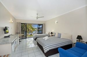 Hinchinbrook Marine Cove Motel - Accommodation Daintree
