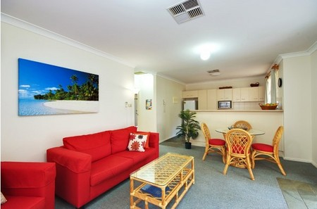 Beaches Serviced Apartments - Accommodation Daintree