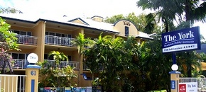 The York Beachfront Holiday Apartments - Accommodation Daintree