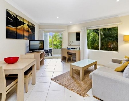 Terrigal Sails Serviced Apartments - Accommodation Daintree