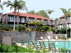 Terrigal Pacific Resort - Accommodation Daintree