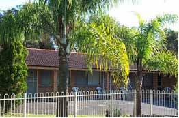 Central Coast Motel - Accommodation Daintree