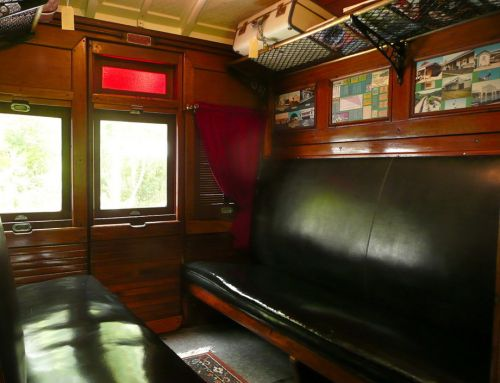 Mt Nebo Railway Carriage amp Chalet