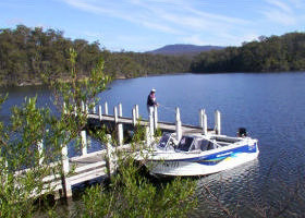 Blue Waters Holiday Cottages - Accommodation Daintree