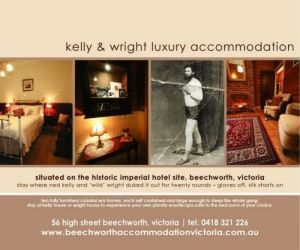 Beechworth Accommodation Victoria - Accommodation Daintree
