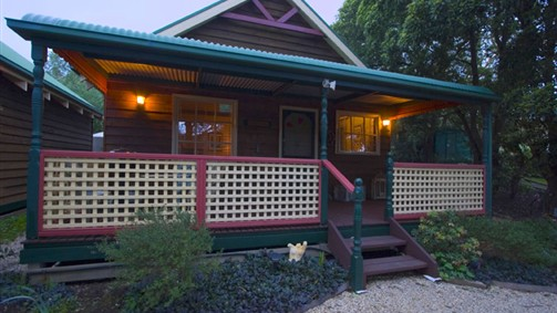 Trawool Cottages  Farmstay - Accommodation Daintree
