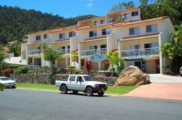 Reefside Villas Whitsunday - Accommodation Daintree