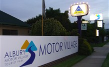 Albury Motor Village - Accommodation Daintree