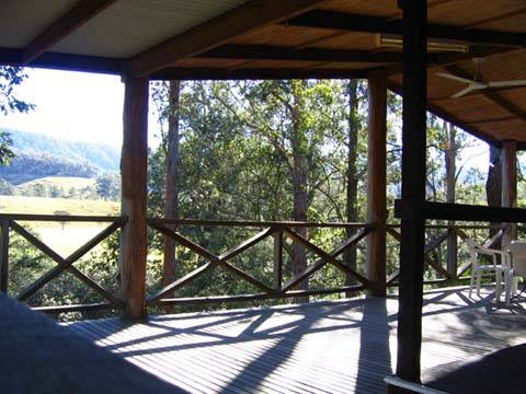 Riverwood Downs Mountain Valley Resort - Accommodation Daintree