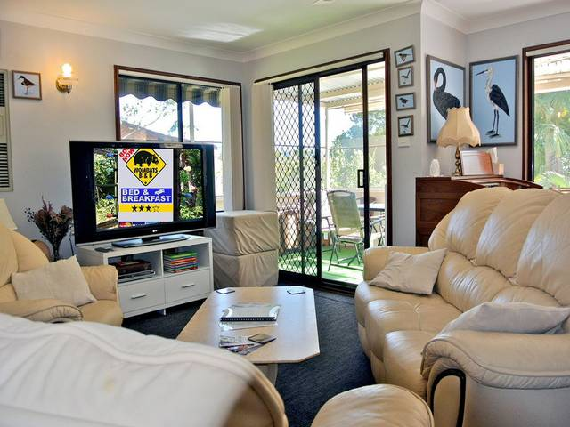 WOMBATS BB - Apartments - AAA 3.5 rated Gosford - Accommodation Daintree