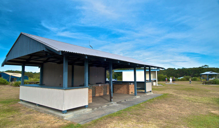 Freemans campground - Accommodation Daintree