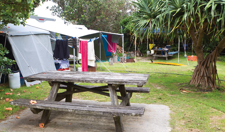 Sandon River campground - Accommodation Daintree